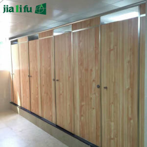 Jialifu HPL Bathroom Stall Partition Suppliers pictures & photos