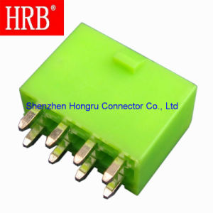 Straight Green PCB Mounting Connector pictures & photos