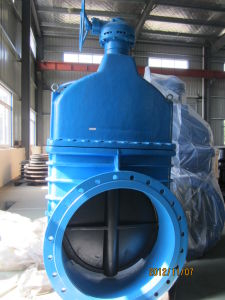 Ductile Iron Resilinent Soft Seated Gate Valves