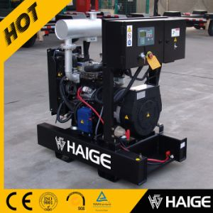 Standby Power 10kVA Silent Type Diesel Generator (UK engine)