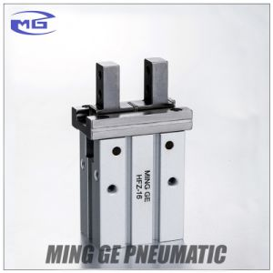 OEM Pneumatic Finger Cylinder (HFY, HFZ, MHz2, MHC2, MHY2 MCHA) pictures & photos