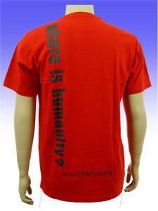 2016 New Design Promotional T Shirt with Logo Printing pictures & photos