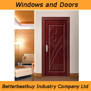 Soundproof PVC Door for Room pictures & photos