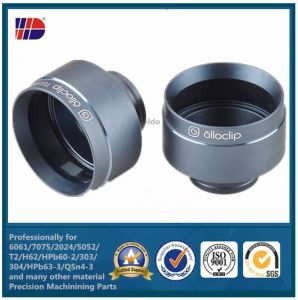 CNC Aluminum Machined Part for Camera Accessories pictures & photos