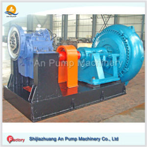 River and Lake Dredging Pump Sand Suction Pumps in Marine pictures & photos