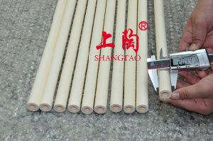 One Hole Alumina Tube or Pipe pictures & photos
