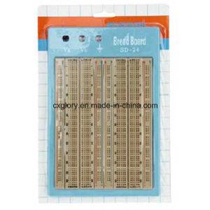 1680 Tie Points Contact Solderless Breadboard Bread Board Protoboard pictures & photos