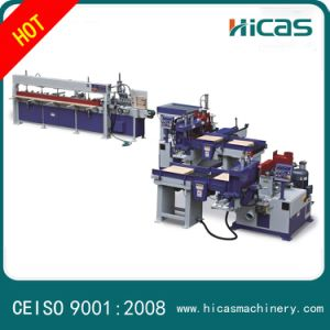 Hicas Wood Finger Jointer Line Machine to Making Finger-Board pictures & photos