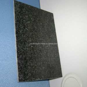 South Africa Import Granite Stone Nero Impala Slab for Tile /Countertops pictures & photos