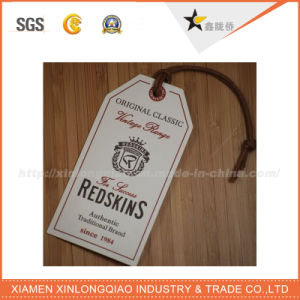 High Quality New Design Custom Clothing Hang Tag pictures & photos