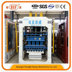 Automatic Cement Concrete Hydraulic Hollow Brick Block Machine pictures & photos