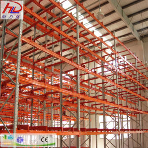 ISO Approved Medium Duty Adjustable Pallet Shelving pictures & photos