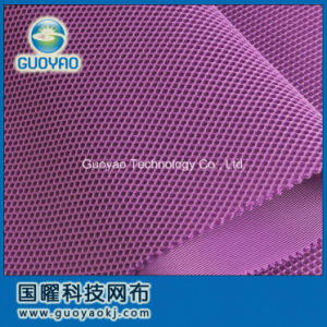 Sandwich Air Spacer Knitted Mesh Fabric pictures & photos