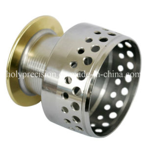 High Quality CNC Lathe Turning Machine Mechanical Parts pictures & photos