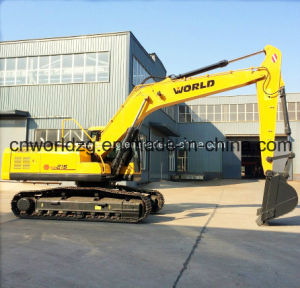 Road Constructon Machinery Hydraulic Excavator 21ton pictures & photos