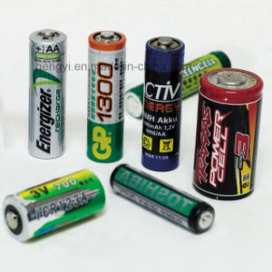 Battery Shrinking Label Package (PVC) pictures & photos