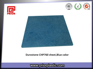 Durostone CHP760 Sheet with High Temperature Resistance in Blue Color pictures & photos