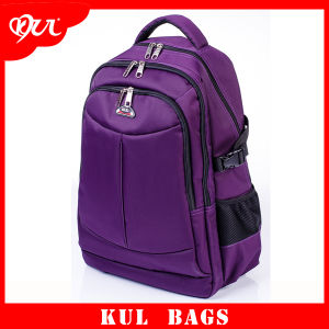 (CL3005) 2016 Classic Purple Backpack, fashion Laptop Backpack for Women