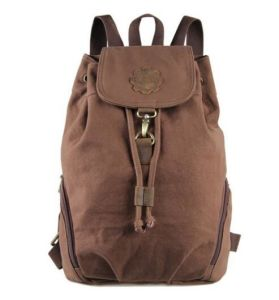 Top Quality Hiking Vintage Canvas Cute Travel Backpack Sh-16061647 pictures & photos
