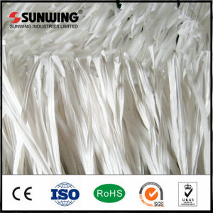 Good Quality White Economical Artificial Grass for Landscaping pictures & photos