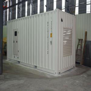 Container Mtu 1200kVA Soundproof Type Diesel Generator