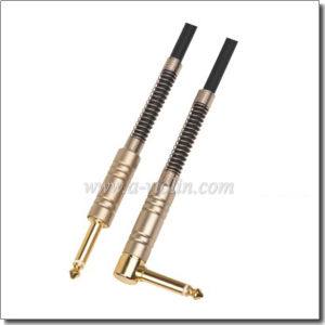 Outer Diameter 6.0mm Coaxial Guitar Cable (AL-G006) pictures & photos