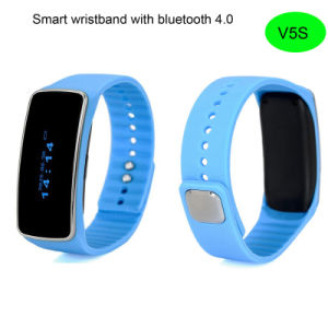 Unisex Bluetooth Smart Bracelet for Android and Ios Phone (V5S) pictures & photos