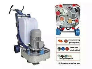 Stone Grinding Machine Concrete Grinding Machine pictures & photos