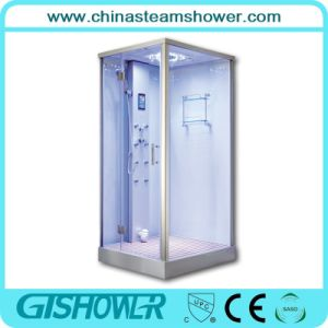 Square Glass Steam Shower Cabin (GT0539) pictures & photos
