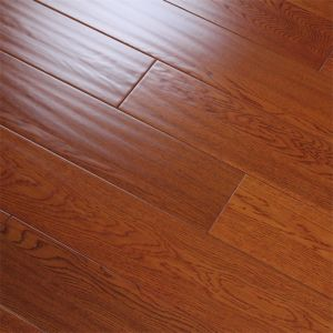 8903# Handscraped Engineered Wood Flooring 15mm