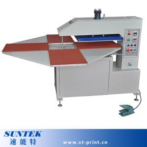 Automatic T Shirt Sublimation Heat Press Machine for Sale pictures & photos