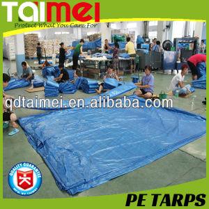Top Quality PE Tarpaulin Factory Price pictures & photos