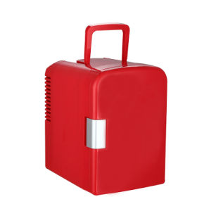 Electronic Mini Fridge 6liter DC12V, AC100-240V with Cooling and Warming for Car, Office, Home Use pictures & photos