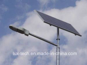 40W Solar Street Light for Street Lighting