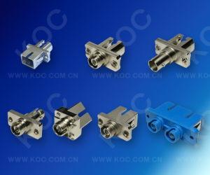Sc-FC Hybrid Fiber Optic Adaptors pictures & photos