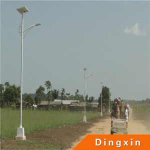 ISO9001 Soncap Pvoc Approved 9m 60W Solar LED Street Light pictures & photos