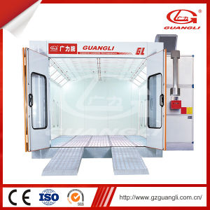 Saloon Car Spray Booth for European Market (GL4-CE) pictures & photos