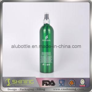 300ml Wholesale Empty Aluminum Cosmetic Bottle