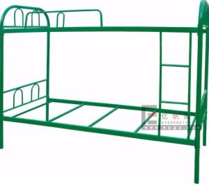 Furniture Guangzhou, Bunk Beds for Three, Dormitory Bunk Bed, Triple Bunk Bed, School Furniture (SF-20R) pictures & photos