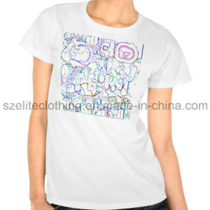 Cheap White Dri Fit T-Shirts (ELTWTJ-120) pictures & photos