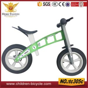 High Quality Wooden Balance Bikes From China pictures & photos