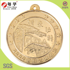Factory Wholesale Custom Color Brass Token Coin pictures & photos