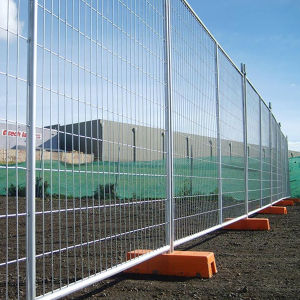 Good Quality Australia Temporary Fence pictures & photos