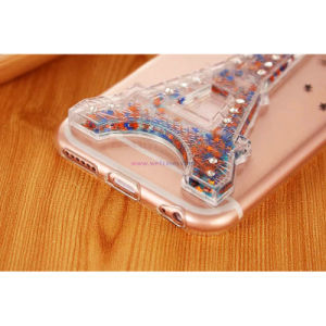 Quick Sand Colored Towel Mobile Phone Cover Case for iPhone/Samsung/Moto pictures & photos