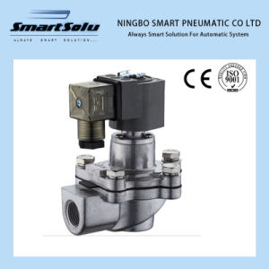 "G1/2"" Thread Angle Diaphragm Valve for Dust Cleaning pictures & photos"