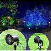 Outdoor IP65 Star Motion Red/Green Eight Flower Laser Projector Showers Christmas Lights pictures & photos
