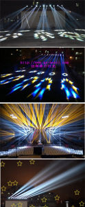 2105 Hot Sharpy 15r 330W Disco&DJ Beam Moving Head Light for Party pictures & photos