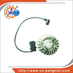 Ignition Coil and Fly Wheel of Gasoline Brush Cutter Engine Power Garden Tools Spare Parts pictures & photos