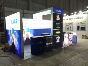 10FT One Side Open LED Light Box Trade Show Booth pictures & photos