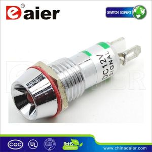 High Quality 24V LED Pilot Lamp (XD22-10) pictures & photos